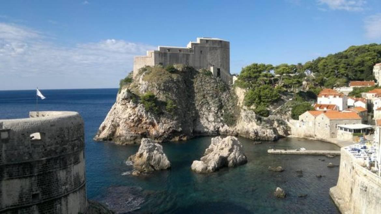 Dubrovnik Lovrijenac vár