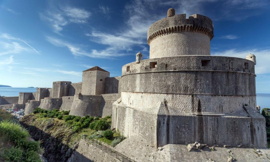 Dubrovnik Minceta torony