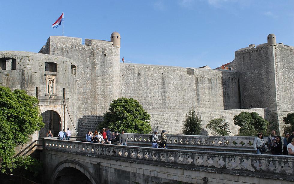Dubrovnik Pile kapu