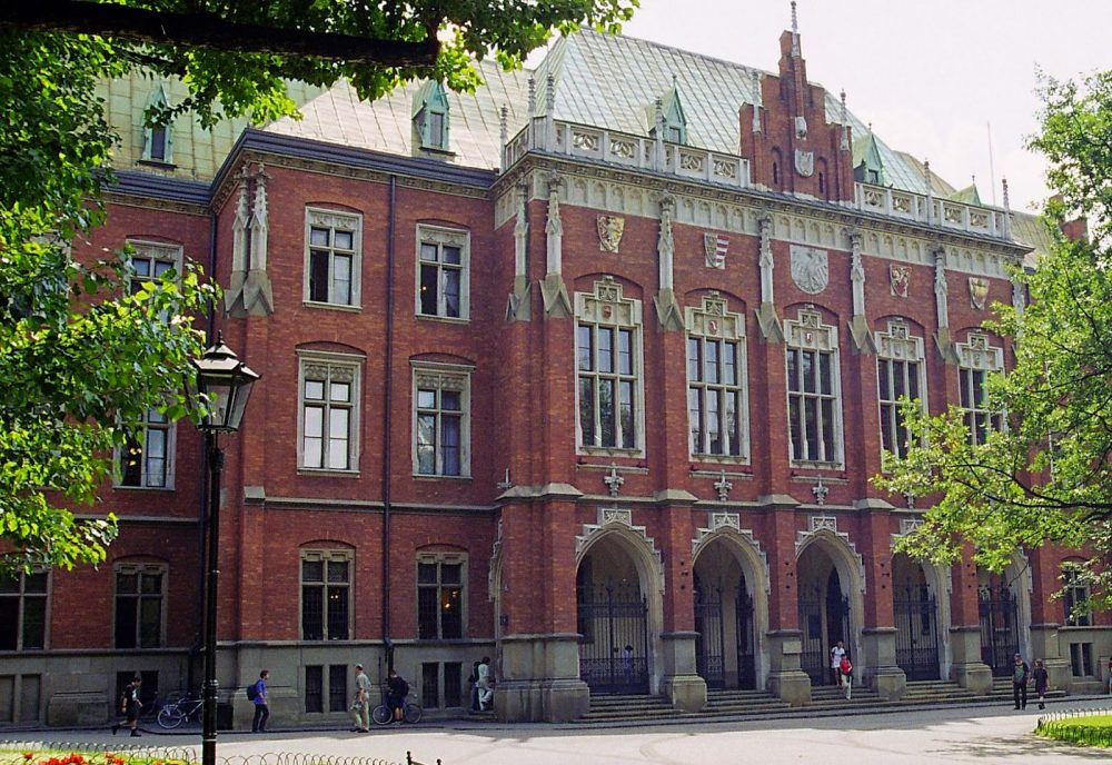 Krakkó Jagelló Egyetem