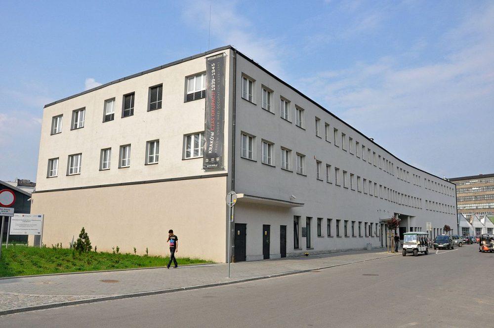 Krakkó oskar shindler gyára