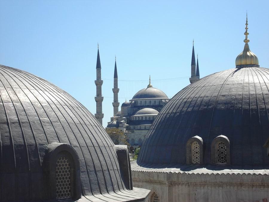 Isztambul mecsetek