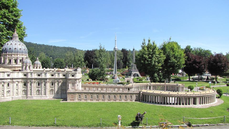 Klagenfurt minimundus