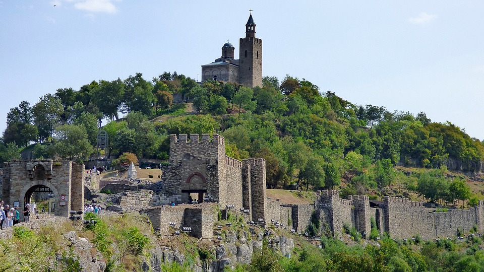 Veliko Tarnovo var