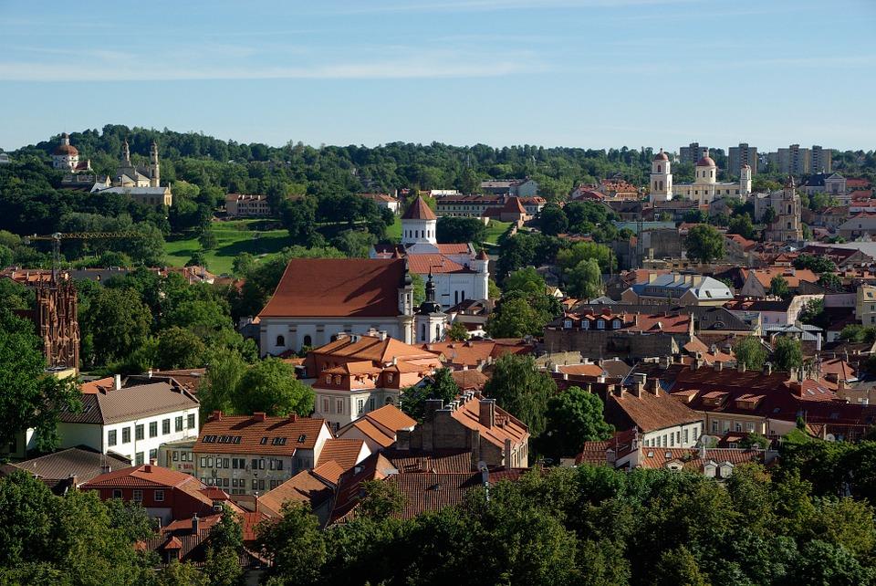 Vilnius óváros