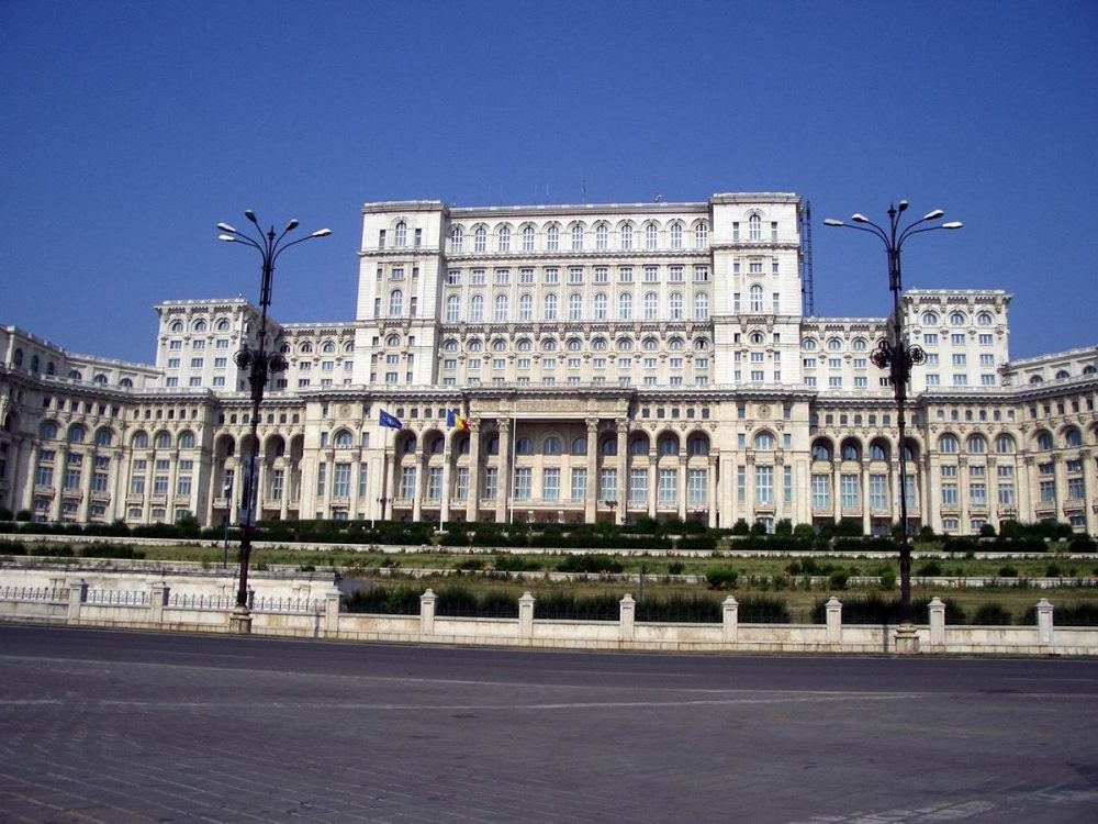 Bukarest parlament