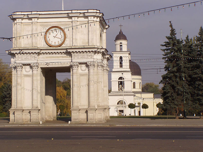 Chișinău Kisinyov