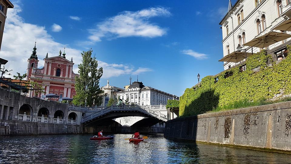 Ljubljana óvárosa
