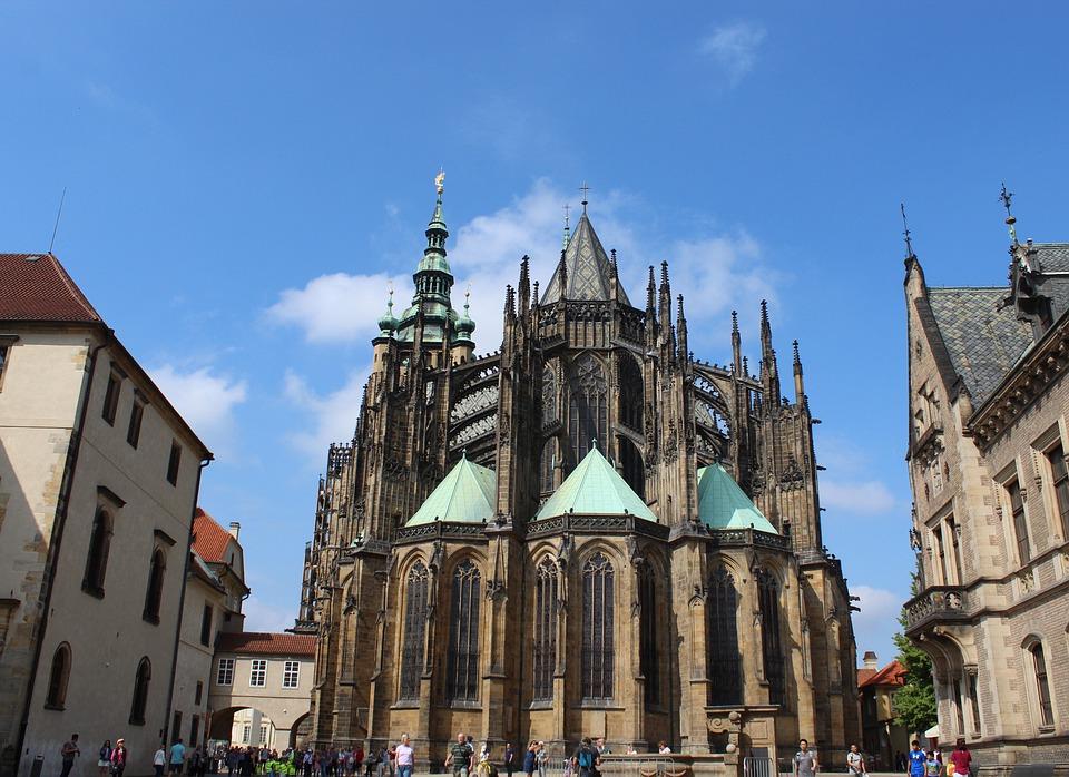 Prága Szent Vitus-Székesegyház
