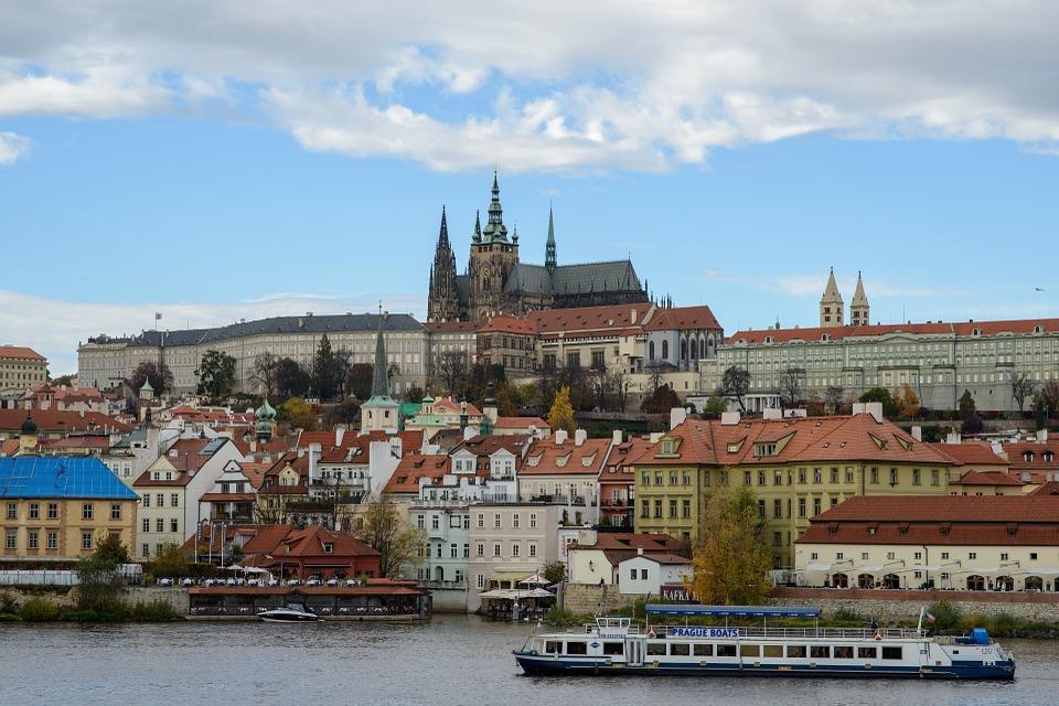 Prágai vár - Prazsky hrad