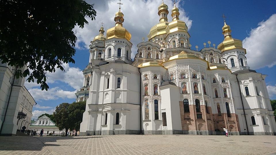 kijev orthodox templom