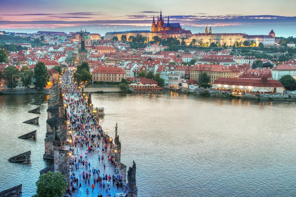 Prága látnivalók - Károly-híd