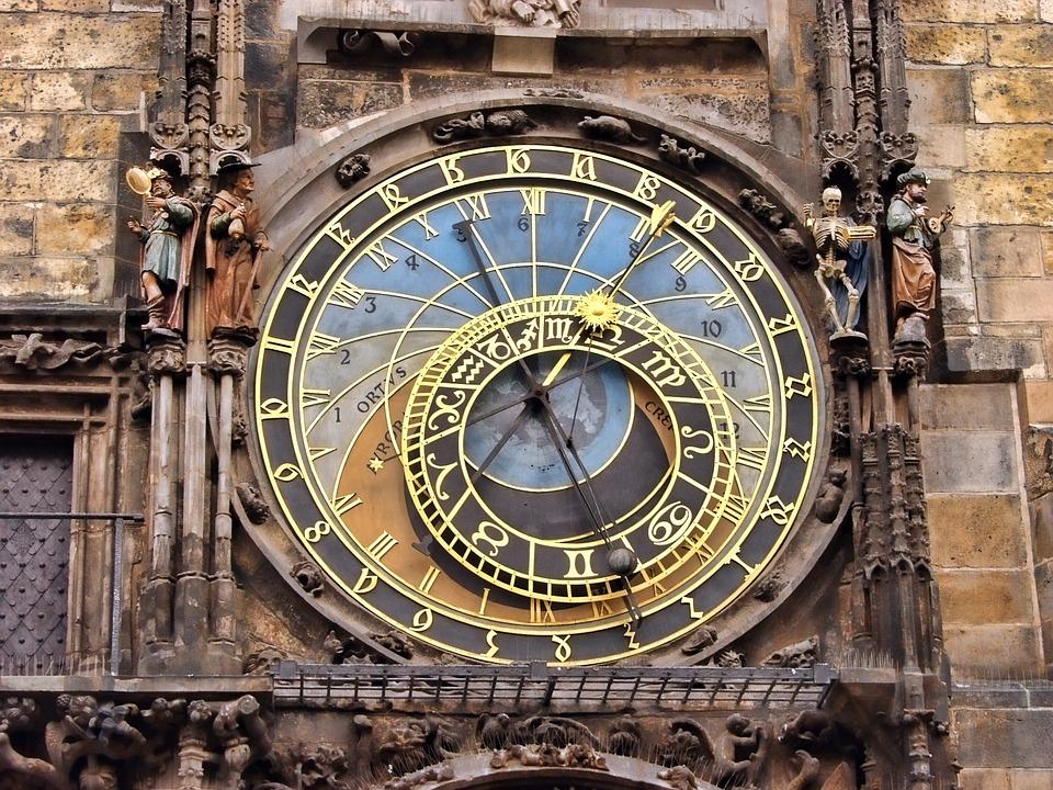 Prága látnivalók - Orloj