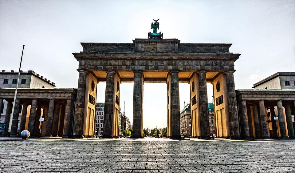 Brandenburgi kapu Berlin