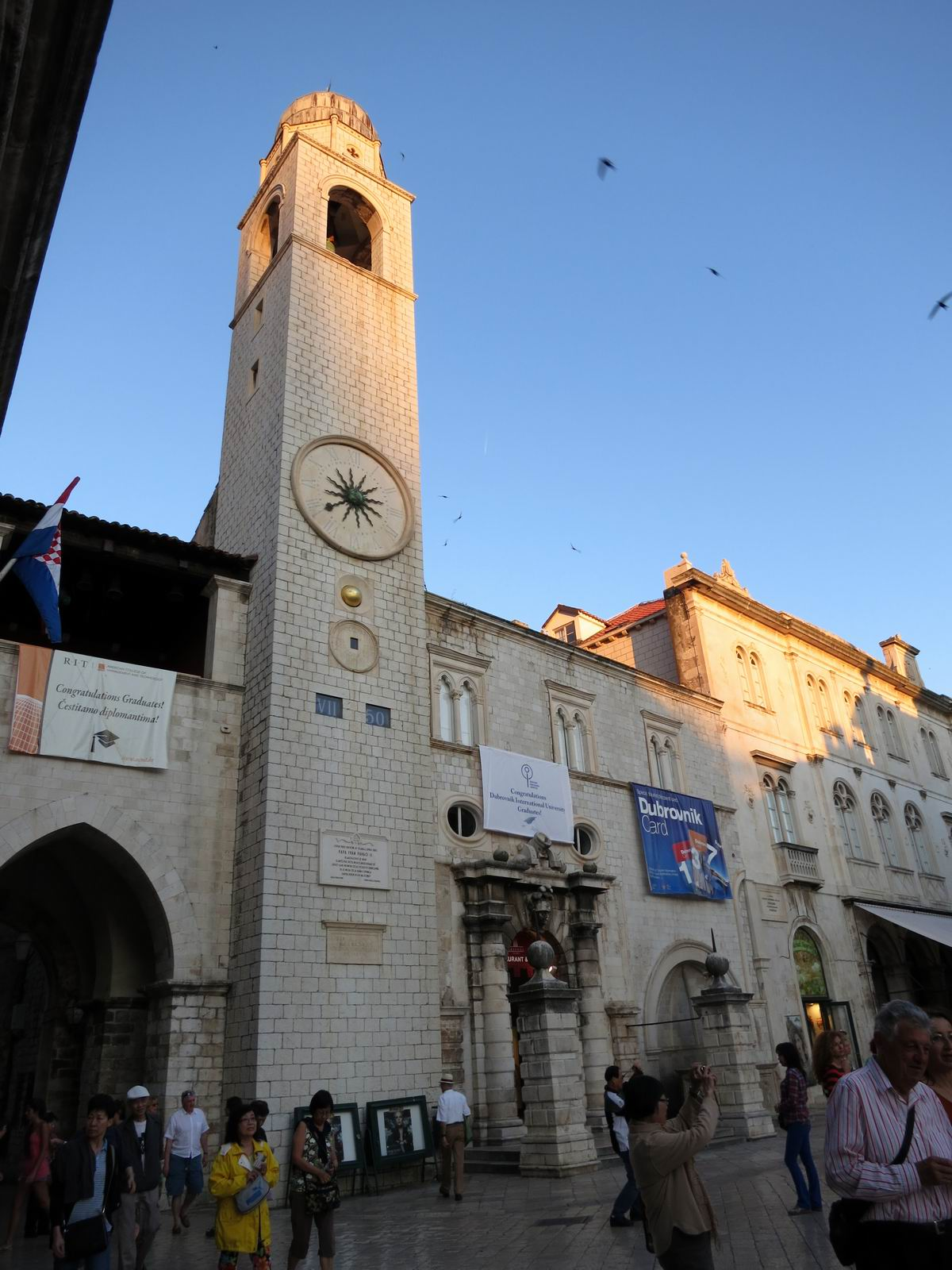 Dubrovnik Bell torony