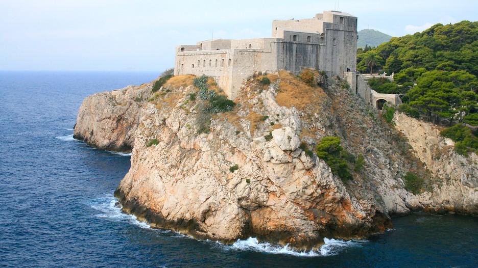 Dubrovnik Revelin erőd