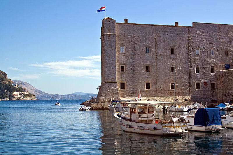 Dubrovnik Szent Iván Erőd