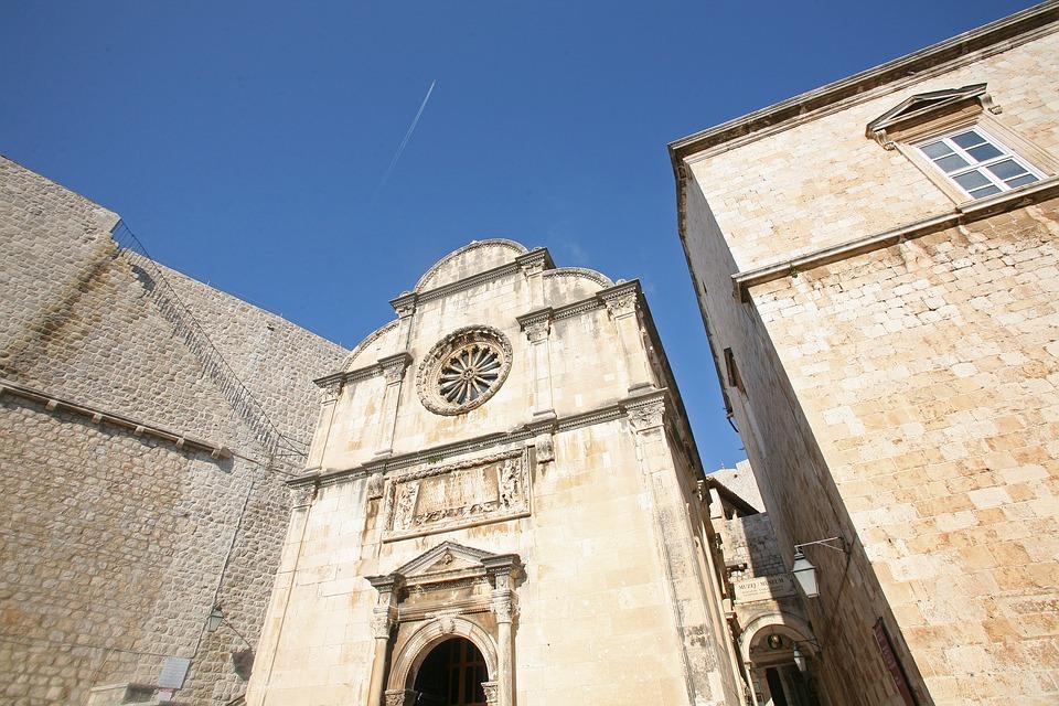 Dubrovnik Szent Megvalto-templom