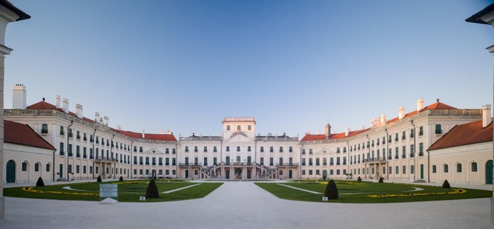 Fertőd, Esterházy-kastély