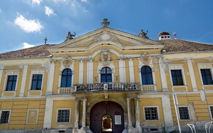 Fertorakos puspoki palota