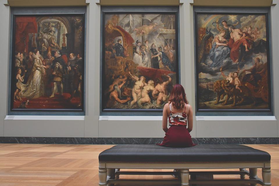 Louvre Múzeum Párizs