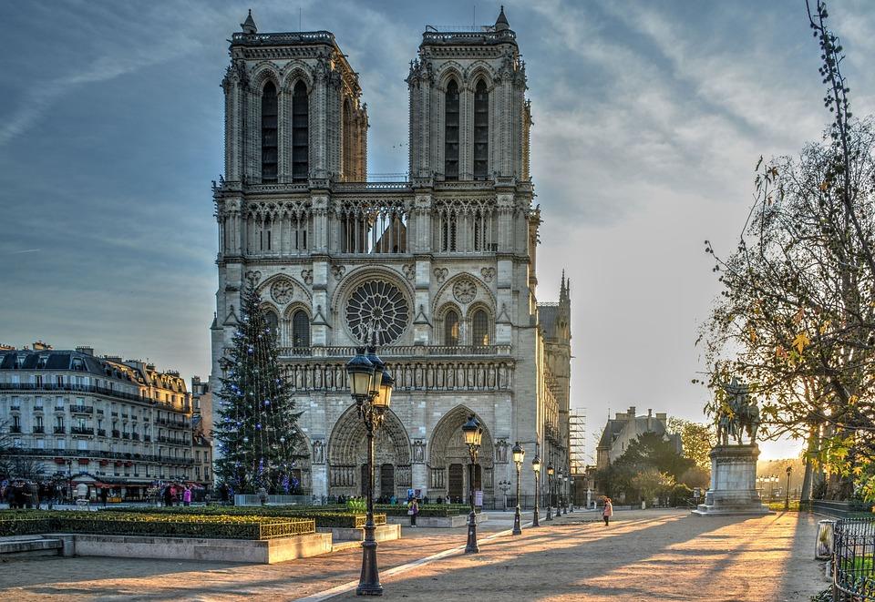 Notre-Dame Párizs