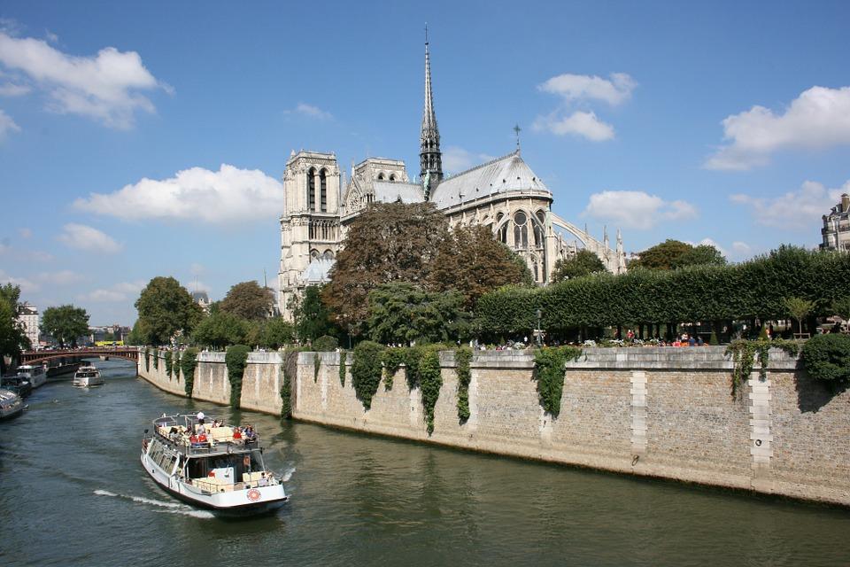 Notre-Dame és a Szajna
