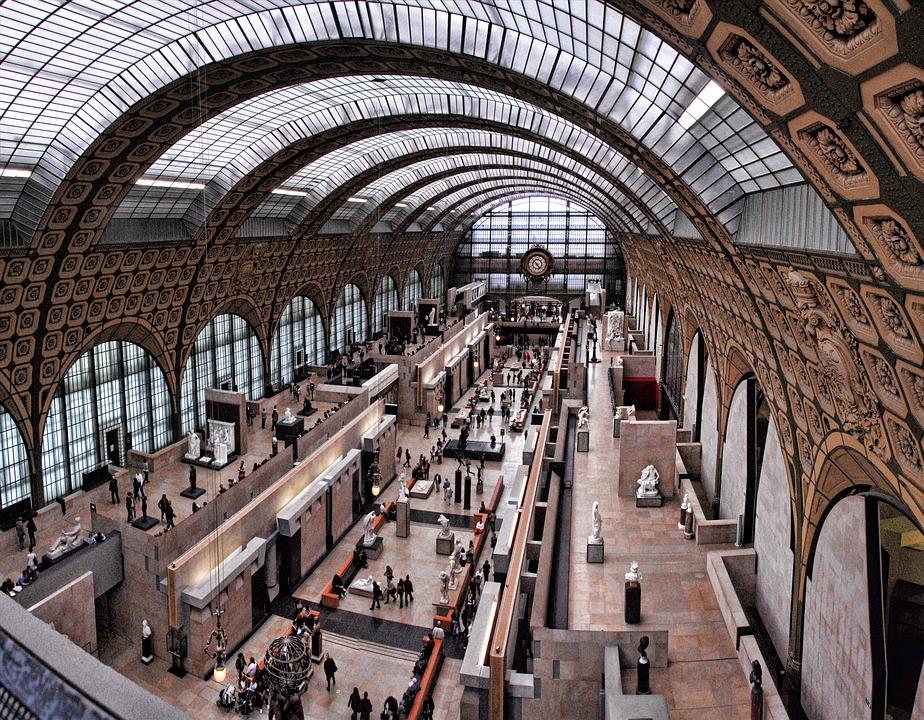 Orsay Múzeum Párizs