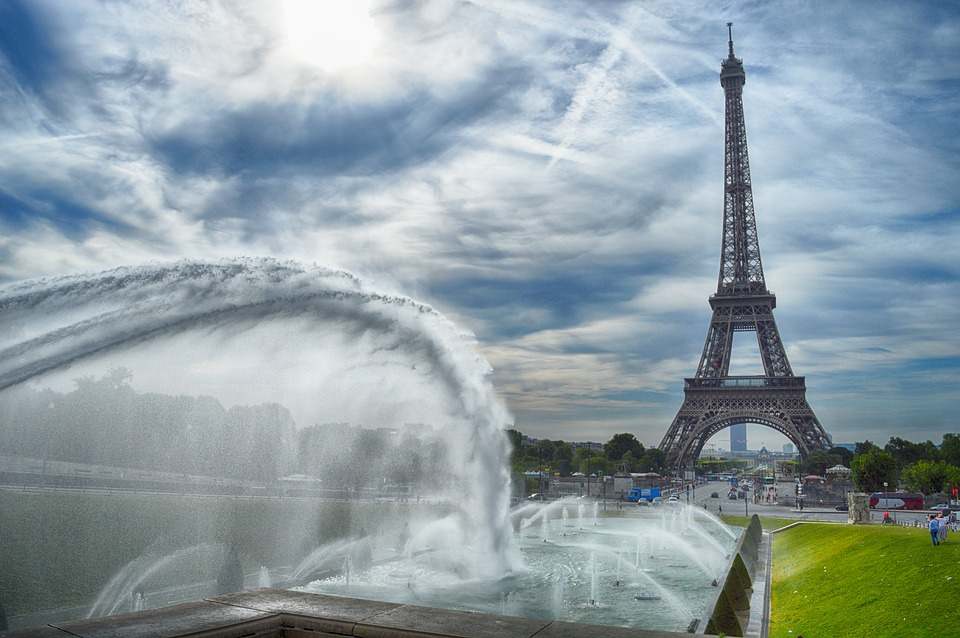 Parizs Eiffel torony
