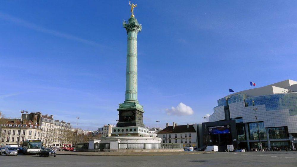 Párizs Place de la Bastille