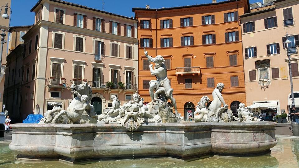 Piazza Navona Róma