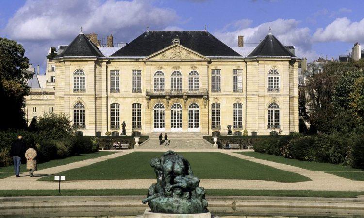 Rodin Muzeum Parizs