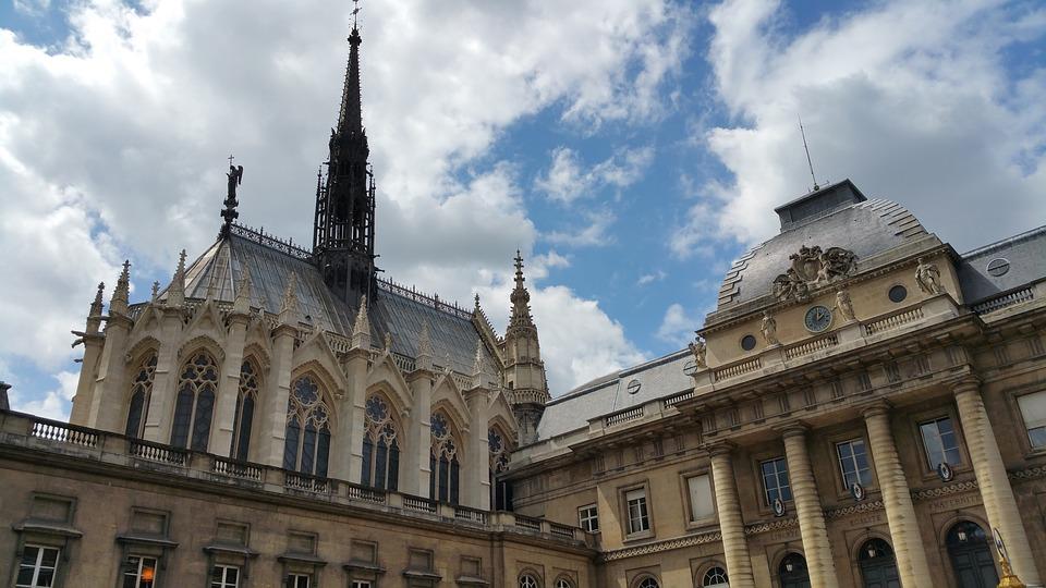 Sainte-Chapelle Párizs