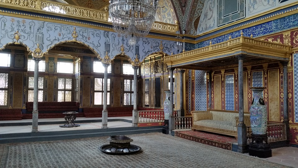 Topkapi palota