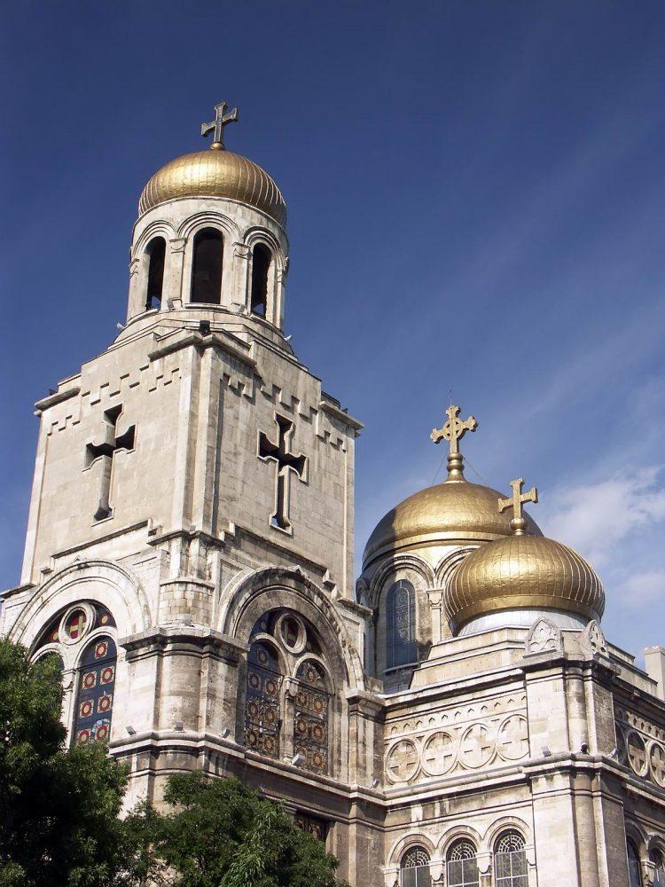 Várna klátnivalók: katedrális