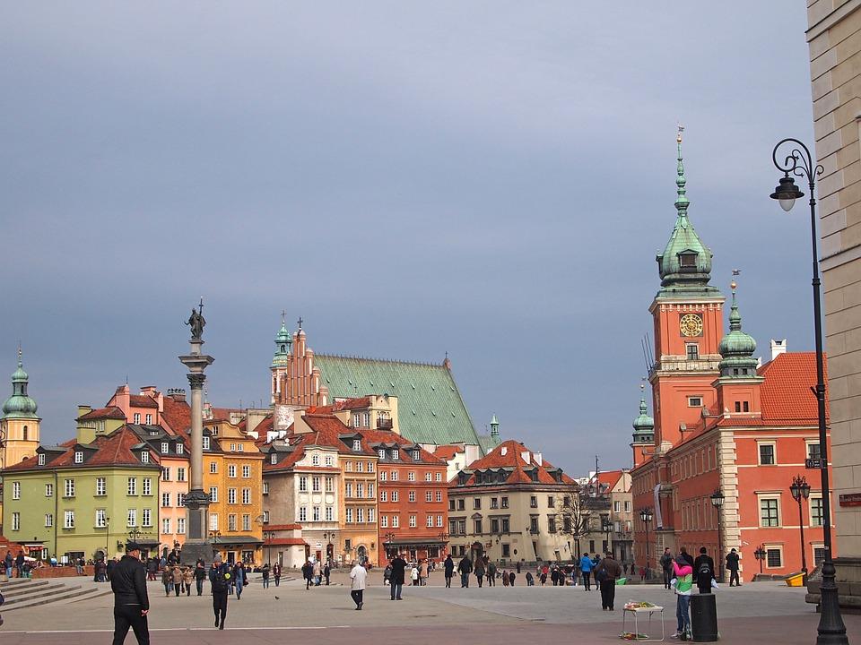 Varso Rynek - Főtér