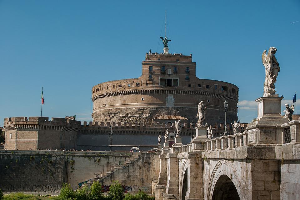 angyalvár róma