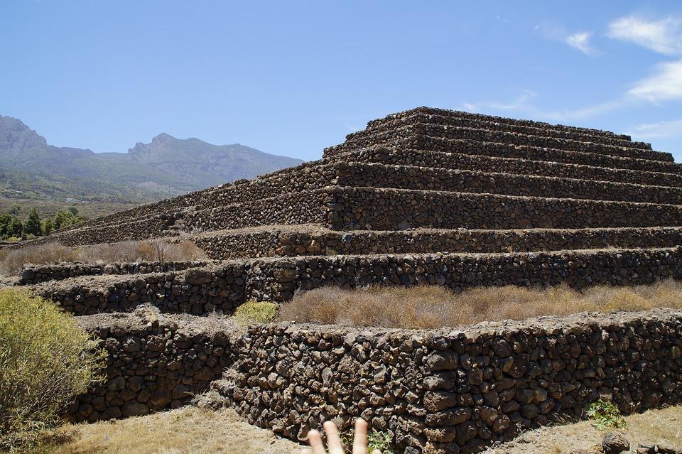 guimar piramisok tenerife