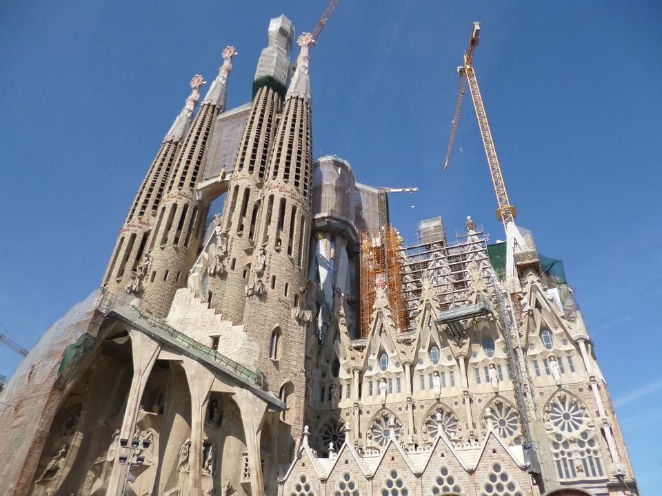 la sagrada familia barcelona