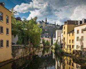 luxemburg óvárosa
