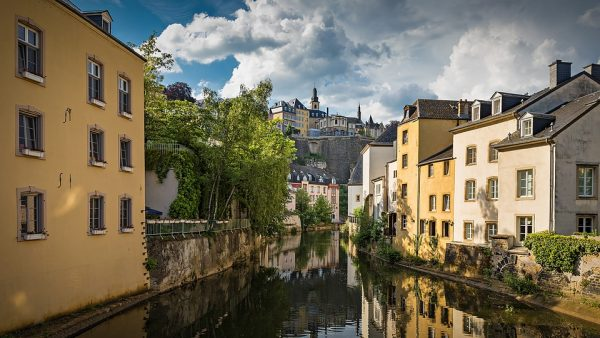 Luxemburg látnivalók és nevezetességek