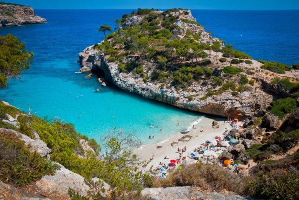 Mallorca legszebb strandjai