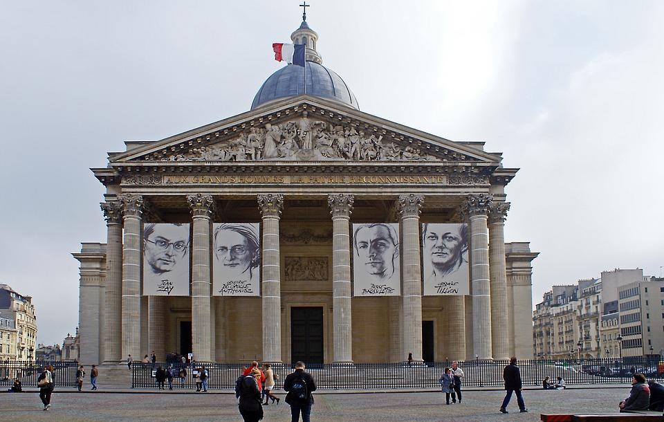 Panthéon Párizs