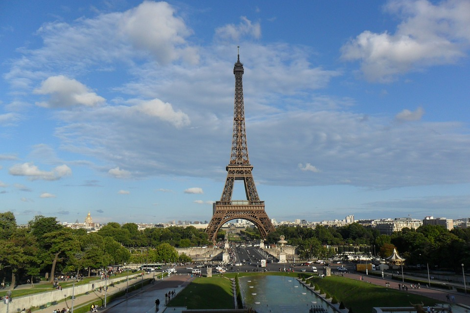 Párizs Eiffel torony