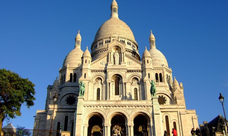 Sacré Coeur Párizs