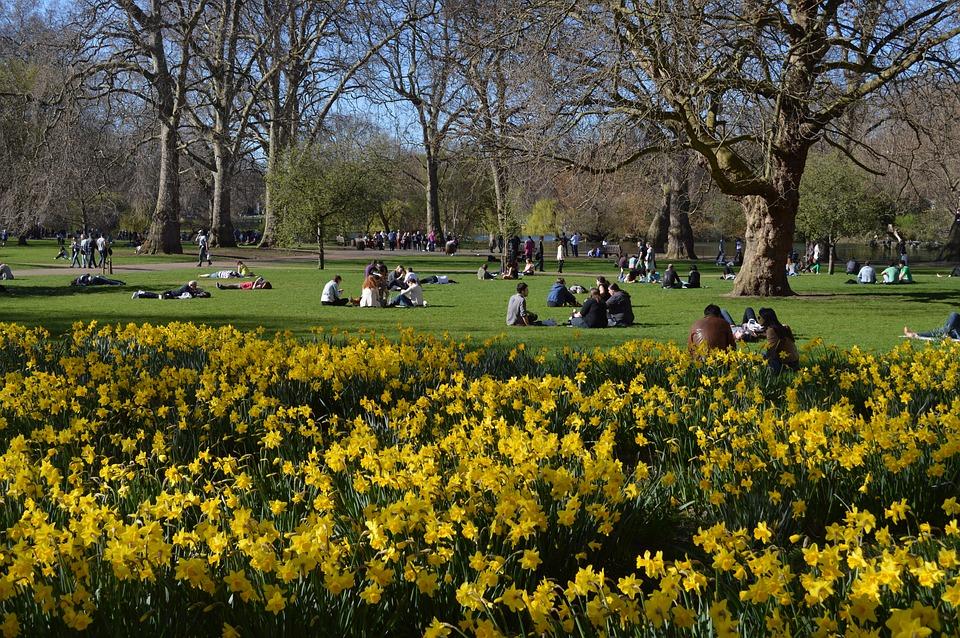 St. James's Park London
