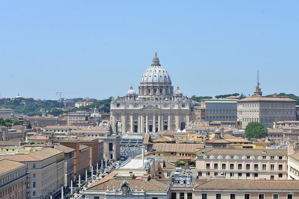 szent péter bazilika róma