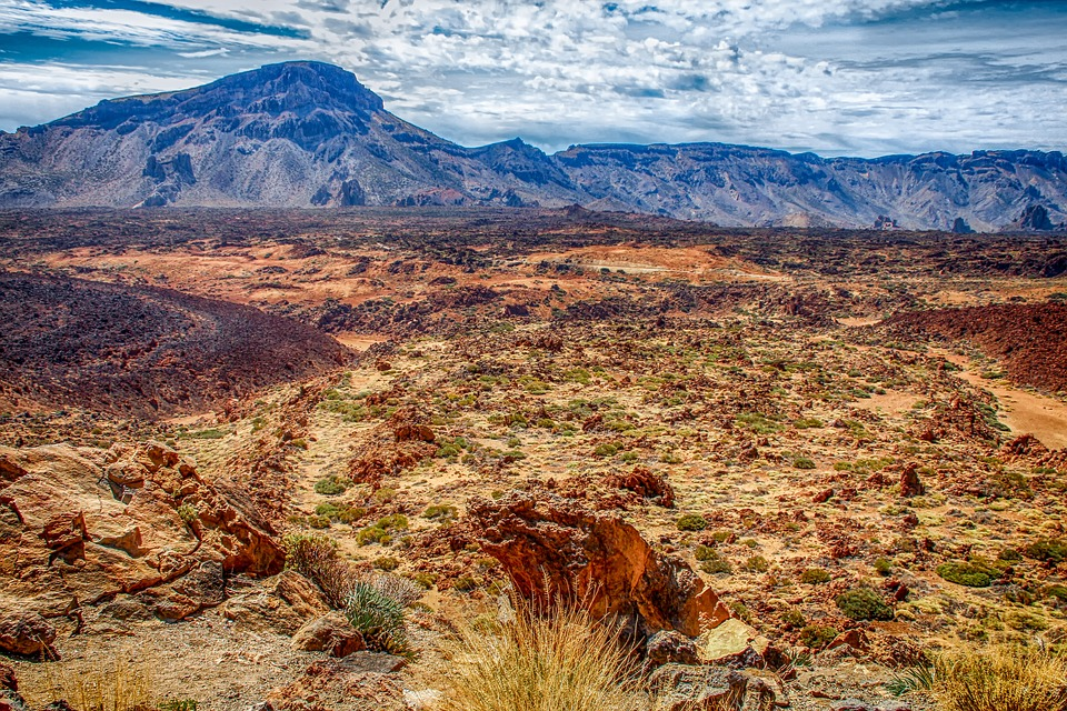 Teide Nemzeti Park