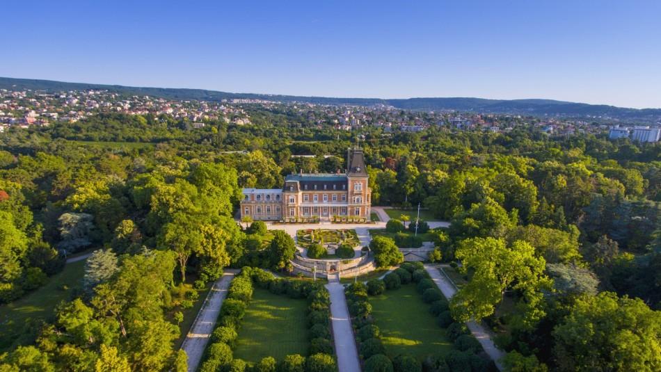 várna Euxinograd palota