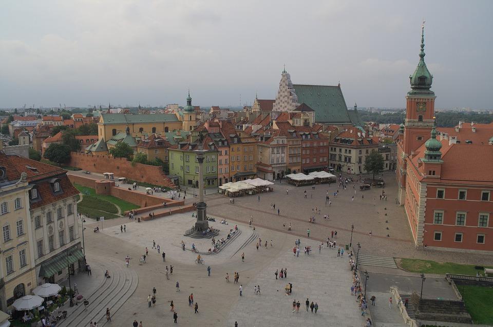 varsó óváros